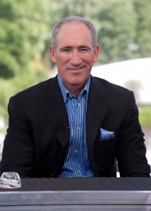 ESPN Tennis Analyst Brad Gilbert