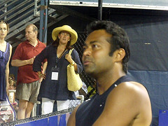 Leander Paes (Photo by Tennis Panorama News)