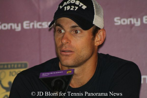 Andy Roddick Tennis Panorama