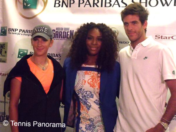 Vila, Serena y Delpo