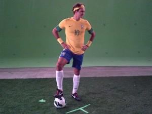Roger Federer Facebook Soccer