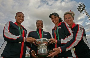 JUNIOR DAVIS & FED CUP 2012-BARCELONA