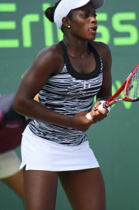 Sloane Stephens Tennis Panorama