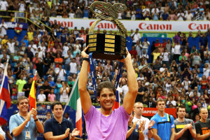 Rafael Nadal  photo by Wagner Carmo/Inovafoto