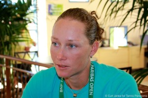 Sam Stosur interview