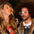 Victoria Azarenka and Redfoo