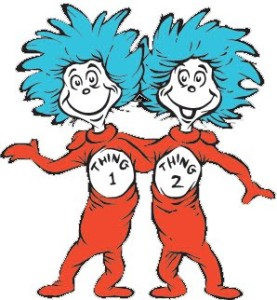 thing1 &amp;thing2