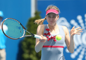 Mona Barthel photo by Mark Metcalfe/Getty Images AsiaPac