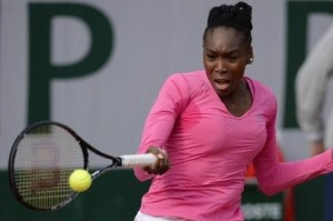 Venus Williams RG Wilson