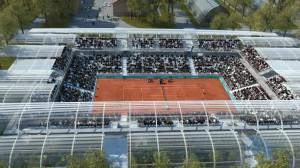 ext stade Roland Garros
