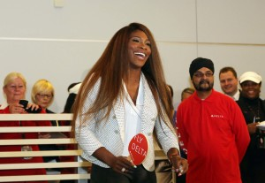 Delta Air Lines With The Williams Sisters
