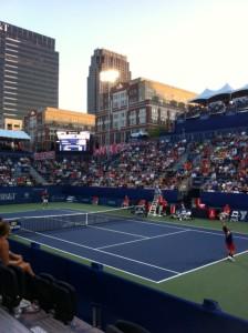 tennis intown