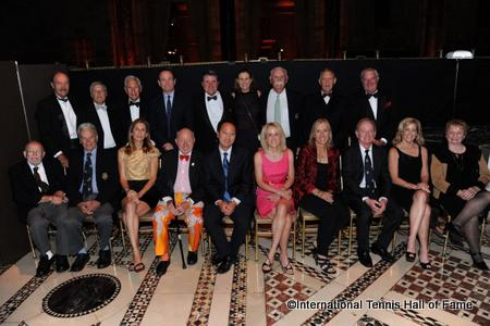 2013 Hall of Famers – 19 Hall of Famers were on hand