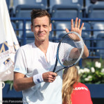 Berdych applauds