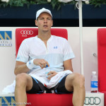 Berdych at changes over