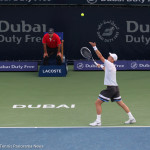 Berdych serve