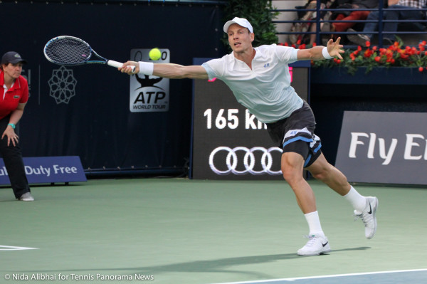 Berdych stretch fh