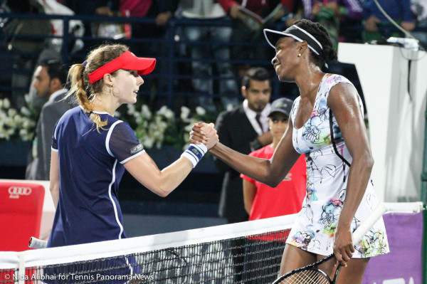 Cornaet Venus handshake
