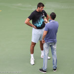 Del Potro interview