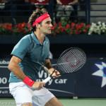 Federer sets