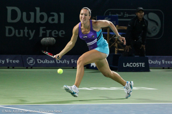 Jankovic running fh
