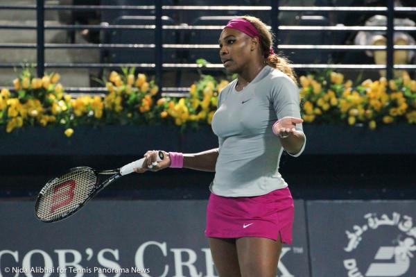 Serena Questions