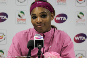 Serena in press 3