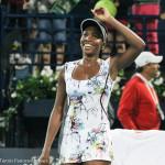 Venus celebrates
