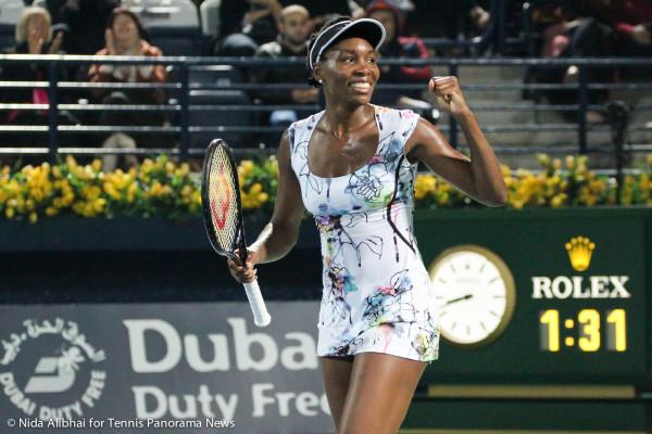 Venus wins