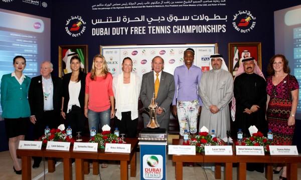WTA Draw