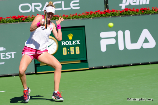 Alison Riske wednesday