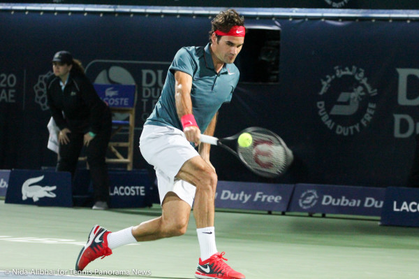 Federer bh