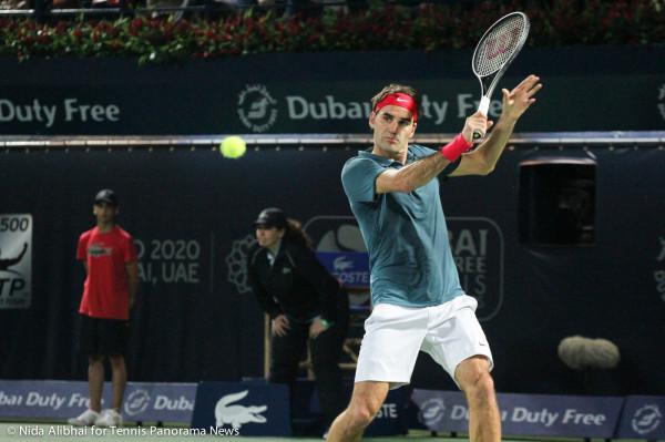 Federer high bh
