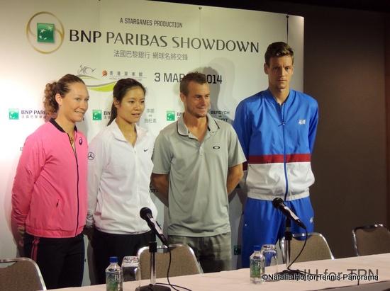 HK competitors