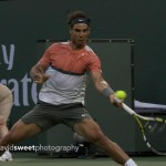 Nadal split forehand