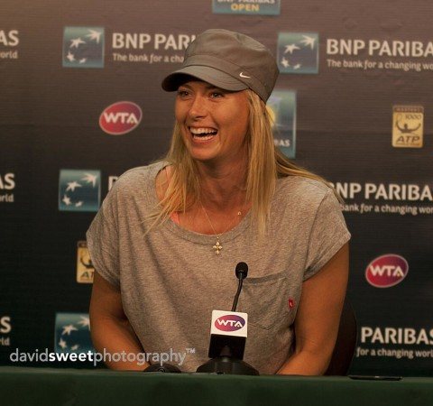 Sharapova 382014 IW