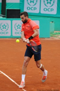 Benoit Paire photo by Florian Heer