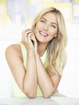 Maria Sharapova photo ©John Russo for Supergoop!
