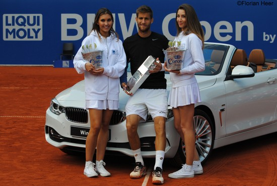 Klizan wins BMW Open