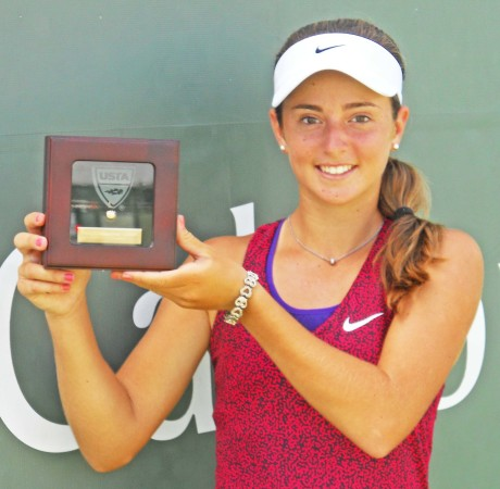 15-Year-Old American Phenom CiCi Bellis Has Left The Tennis World Speechless