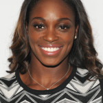 Sloane Stephens close up