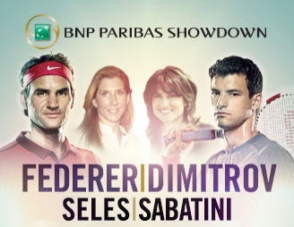 BNP Paribas Showdown 2015
