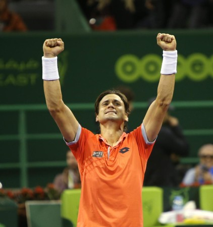 Ferrer wins Qatar