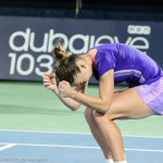 221 Dubai Halep celebration-001