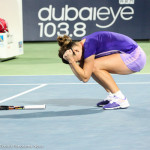 221 Dubai Halep celebration2 -001
