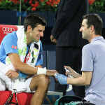 227 Djokovic with trainer-001