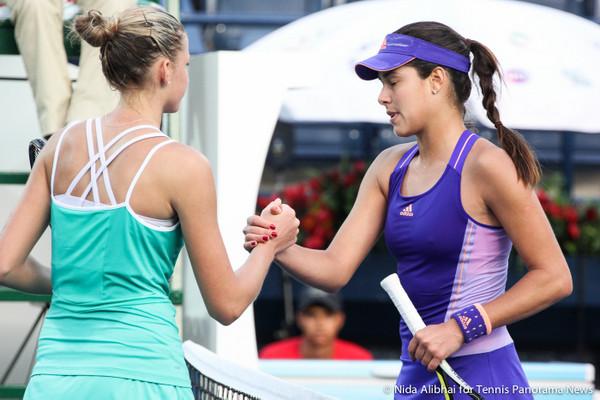 Handshake Karolina Pliskova  Ivanovic-001